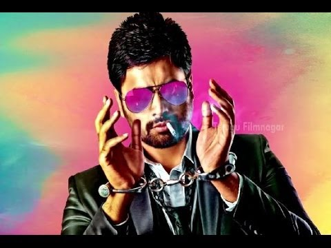 Rowdy Fellow Movie Motion Poster - Nara Rohit, Vishakha Singh - Teaser