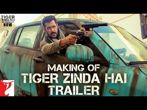 Making of Tiger Zinda Hai Trailer | Salman Khan | Katrina Kaif | Ali Abbas Zafar
