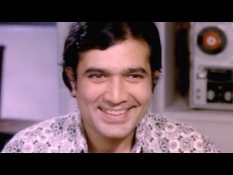 Super Hit Rajesh Khanna Song, Diye Jalte Hain - Namak Haraam