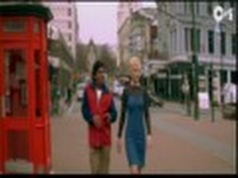 Johnny Lever Scares Govinda And Urmila - Kunwara
