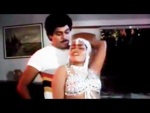 Gundelu Tisina Bantu - Goonda - Chiranjeevi & Radha