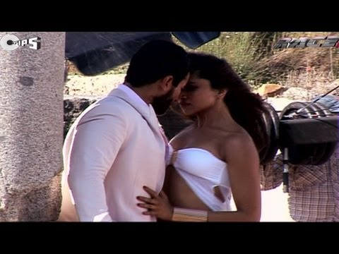 Be Intehaan Making - Race 2 Behind The Scenes