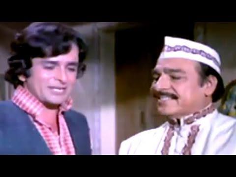 Shashi Kapoor promise to help Madan Puri