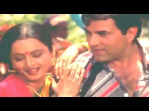 Ghar se Chali thi Mein - Rekha, Dharmendra, Lata, Kishore Kumar Song