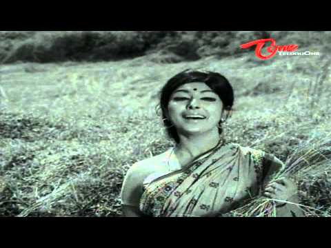 Abhimanavanthulu Songs - Cheyi Kalipi - Sarada - Anjali Devi