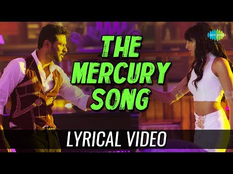 The Mercury Song | lyrical | Feat.Prabhu Deva | Mercury | Mithoon | Karthik Subbaraj | Musical Promo