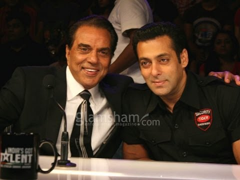 Salman promotes BODYGUARD on 'India's Got Talent 3'