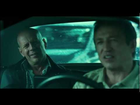 A Good Day To Die Hard Launch Trailer - Hindi
