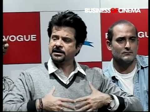 Anil Kapoor, Akshaye Khanna promote No Problem at Provogue Studio