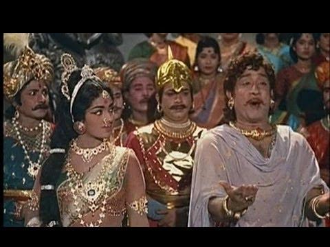 Deivam Iruppathu Engey - Saraswathi Sabatham Tamil Song - Sivaji Ganesan, K. R. Vijaya