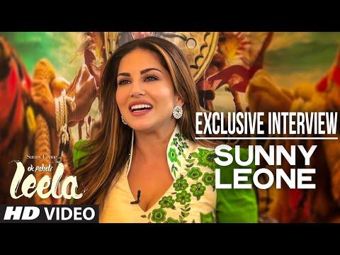 Sunny Leone Interview Part - 1 | Ek Paheli Leela | T-Series