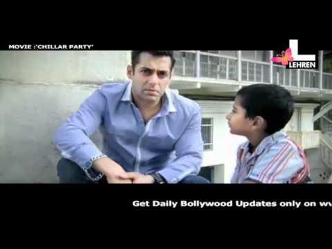 Chillar Party - Salmans New Promo!