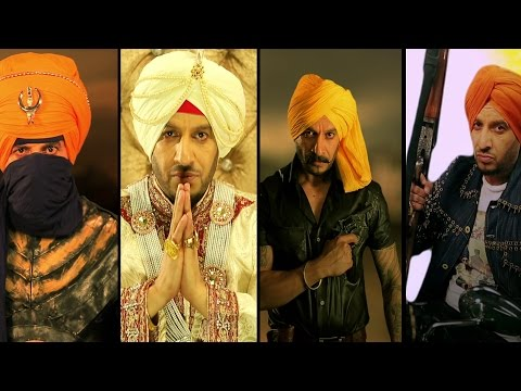 Ghora | Jazzy B | Yoddha - The Warrior | Kuljinder Singh Sidhu | Releasing on 31st October