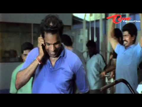 Comedy Scene - Funny Call To Shankar At GYM