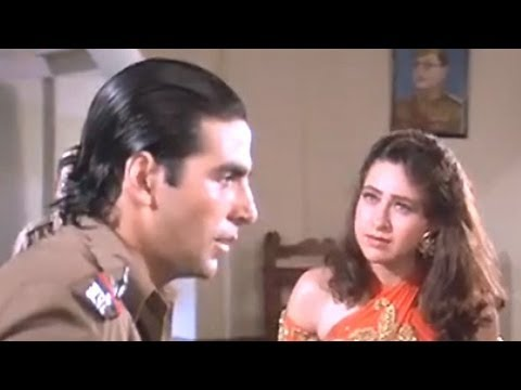 Akshay and Karishma at Police station