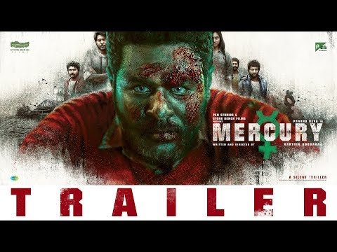 Mercury | Official Trailer | Prabhu Deva | Karthik Subbaraj | Pen Movies | In Cinemas April 13th