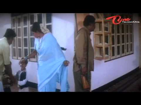 Comedy Between Dharmavarapu - Kota Srinivasa Rao