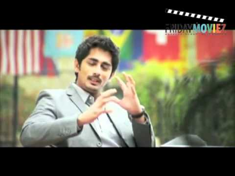Siddharth personal interview for movie 'Anaganaga O Dheerudu'