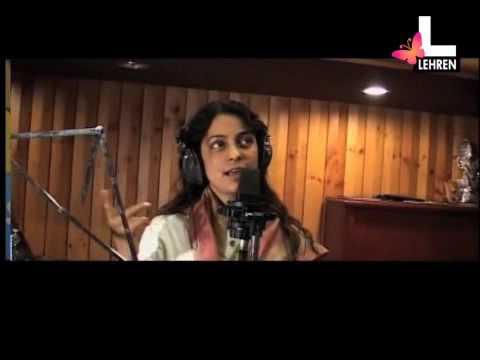 Juhi Sings For 'Bird Idol'