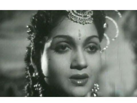 Anjali Devi, Gemini Ganesan - Jagadeeswara - Manalane Mangayin Bhagyam Tamil Song