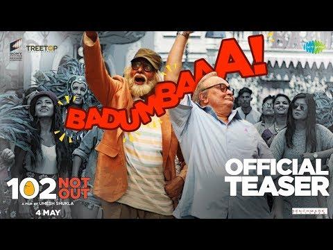 Badumbaaa | Teaser | 102 Not Out | Amitabh Bachchan | Rishi Kapoor