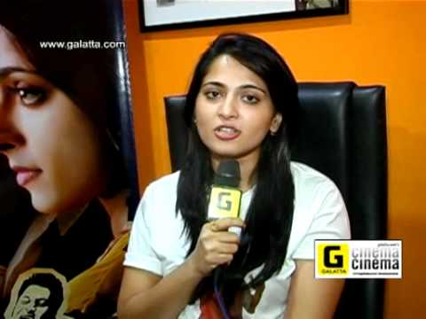 Actress Anushka speaks about Deiva Thiirumagal