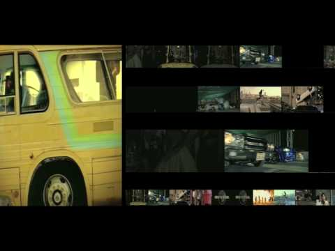 Fast and Furious 4 trailer vs the Kills - Cheap and cheerful (fake blood) a/v remix