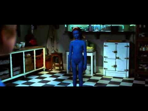 X-Men: First Class - Charles Meets Mystique