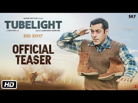 Tubelight | Official Trailer | Salman Khan | Kabir Khan