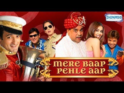 Full bollywood movie - Mere Baap Pehle Aap
