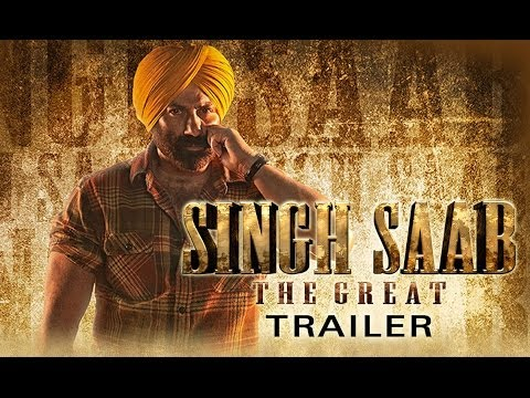 Singh Saab The Great - Theatrical Trailer
