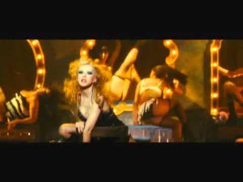 Burlesque Movie Clip -