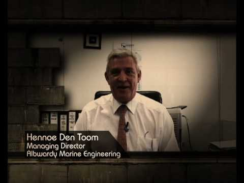 Hennoe Den Toom, Albwardy comments on DAM 999 movie