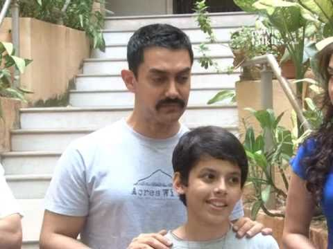 Aamir: 'FEW films are made for CHILDREN in India'