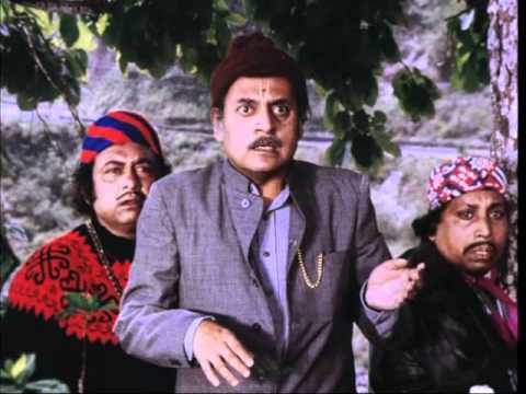 Barsat Ki Ek Raat - Kya Hua? - Amitabh Bachchan, Rakhee & Amjad Khan - Bollwood Action Scenes