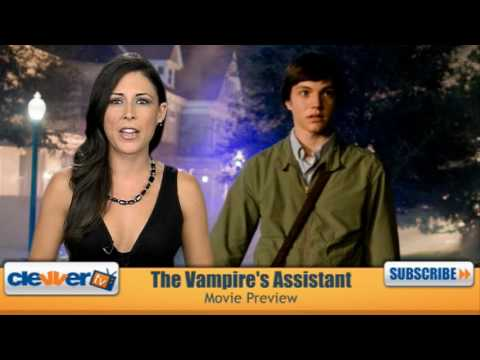 The Vampire's Assistant Movie Preview