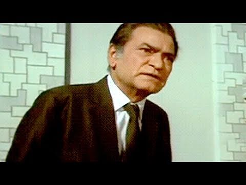 A K Hangal angry on Amrish Puri - Meri Jung