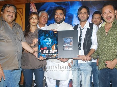 A STRANGE LOVE STORY Music Launch