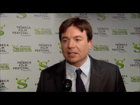 'Shrek Forever After' - Mike Myers Interview