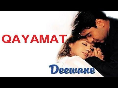 Deewane (Urmila & Ajay Devgan) Qayamat Qayamat (Full Song) - HQ