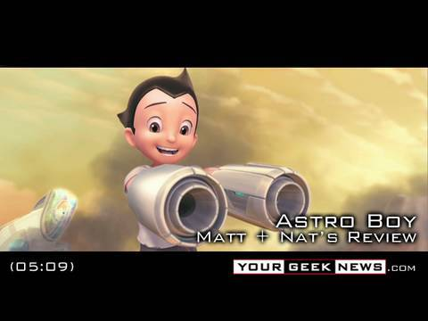 ASTRO BOY REVIEW: Onward and Upward