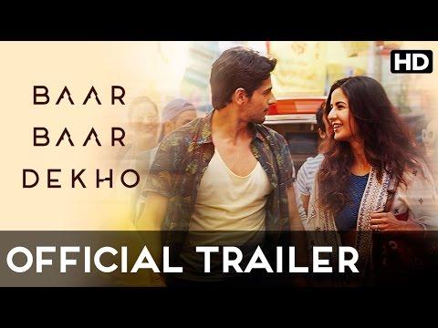 Baar Baar Dekho Official Trailer