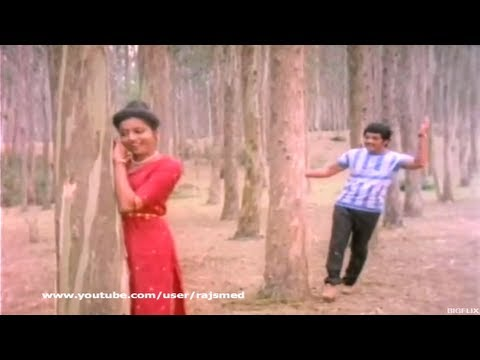 Tamil Movie Song - Dharma Pathini - Naan Thedum Sevvanthi Poovithu (HQ)