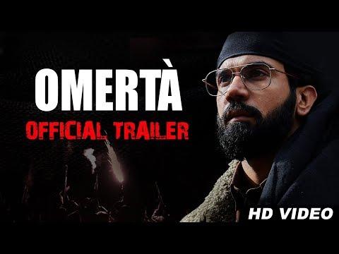 Omertà Official Trailer   Rajkummar Rao   Hansal Mehta   Releasing on 20th April 2018