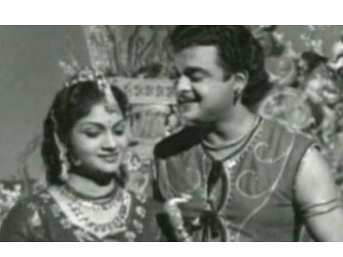 Anjali Devi, Gemini Ganesan - Thesulavuthe - Manalane Mangayin Bhagyam Tamil Song