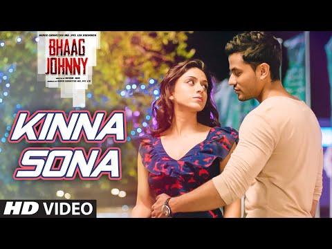 Kinna Sona VIDEO Song - Bhaag Johnny | Kunal Khemu, Zoa Morani | Sunil Kamath