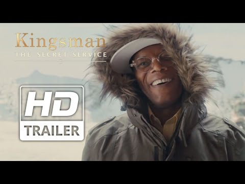 Kingsman: The Secret Service   Official HD UK Trailer #3