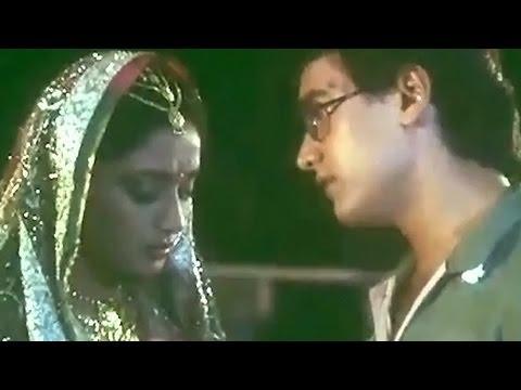 Mein Sehra Band Ke Aayooga - Aamir, Madhuri -song