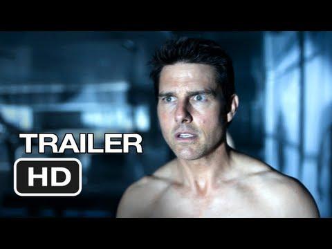 Oblivion Official Trailer #1 Tom Cruise