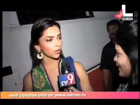 Deepika On 'Break Ke Baad'